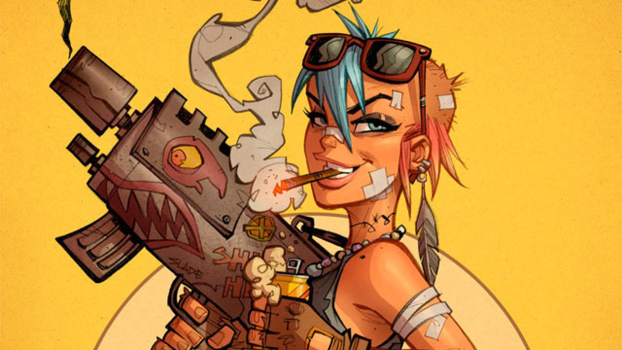 60 thoughts we had while watching Tank Girl | SYFY WIRE